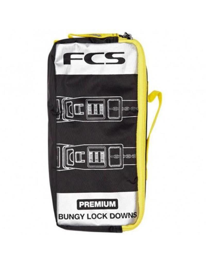 FCS Premium Bungy Lock Downs