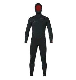 Patagonia Patagonia M's R4 Yulex FZ Hooded Full Suit BLK S