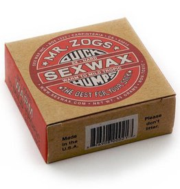 SEXWAX SEXWAX Red Warm To Mild Tropic
