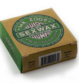 SEXWAX Wax Green Cool to Mid Warm
