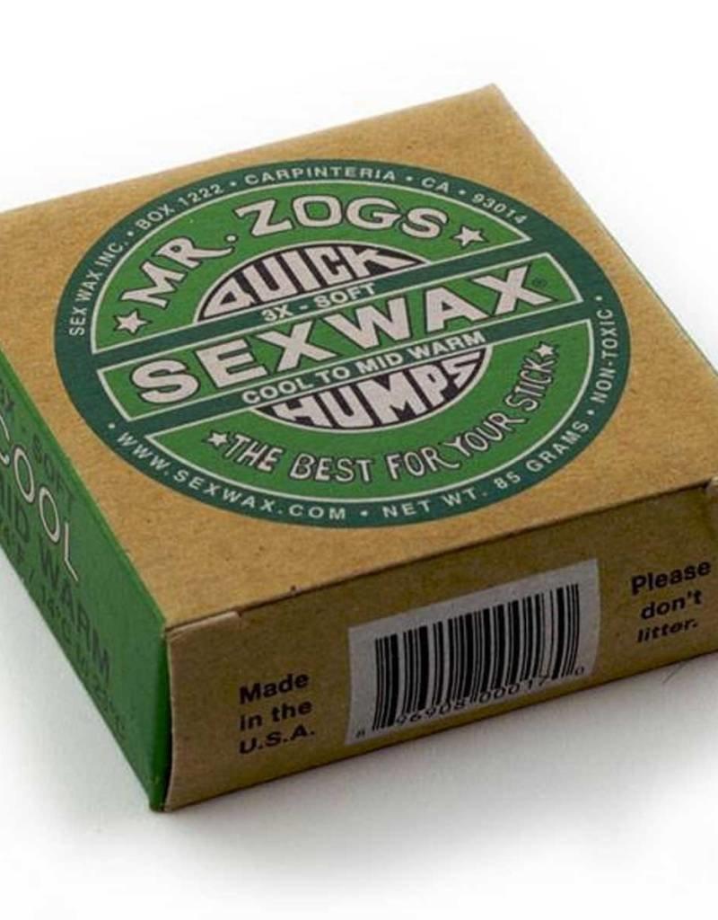 SEXWAX Wax Green Cool to Mid Warm