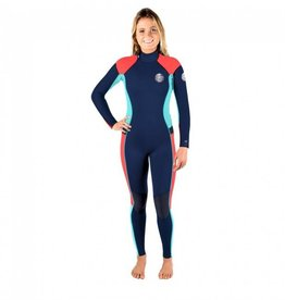 Rip curl Women Dawn Patrol 4/3mm BZ Navy