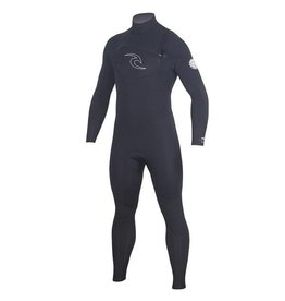 Rip Curl Dawn Patrol 4/3mm C/Z Black