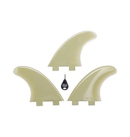 FCS M5 Glass Flex Tri Fin Set