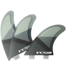 FCS PC 7 Smoke Slice Tri Fin Set