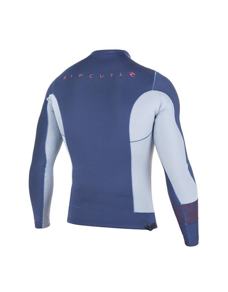 Rip Curl Aggrolite L/S 1.5mm Jacket Navy