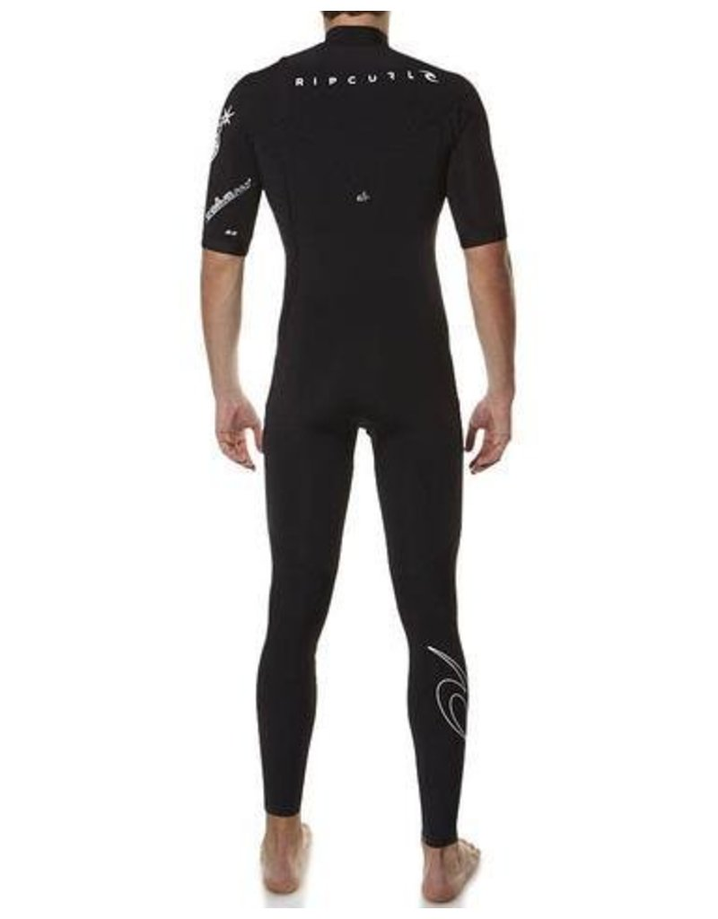 Rip curl E-Bomb S/S FULL 2/2mm C/Z Black L