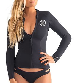 Rip curl Women Dawn Patrol Long Sleeve Jacket Black