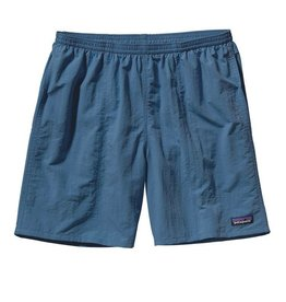 Patagonia M's Baggies Longs - 7 in Radar Blue