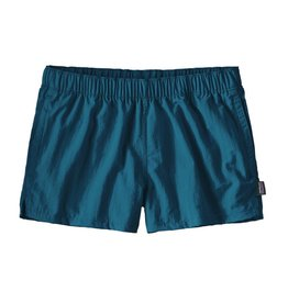 Patagonia W's Barely Baggies Shorts Big Sur Blue