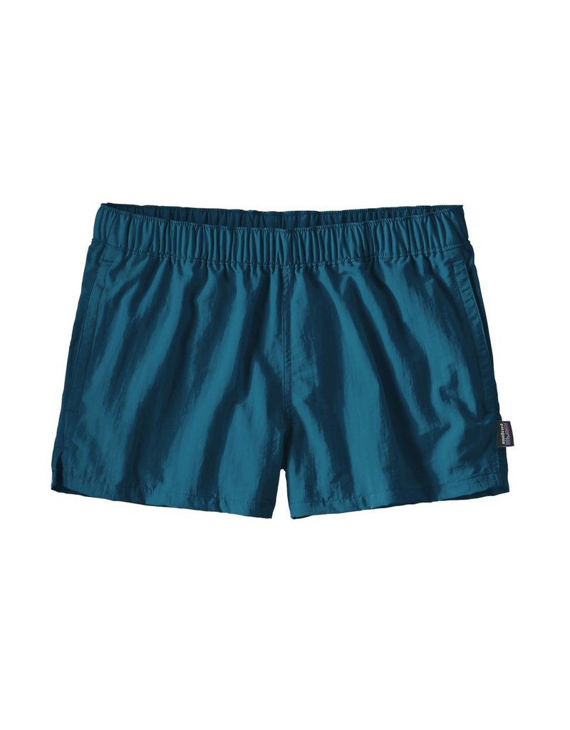 Patagonia W's Barely Baggies Shorts Big Sur Blue