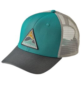 Patagonia Rollin' Thru Trucker Hat True Teal