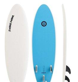 Gnaraloo GN Flounder Pounder 6'0'' White Blue