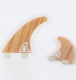 Taiga Ailerons de coté (side fins) - WOODY