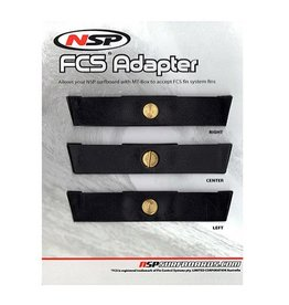 NSP Fin Adapter 3 set Packaged