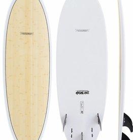 Modern Longboards 5'8 Highline X2 Bamboo DINGED