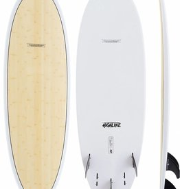Modern Longboards 5'8 Highline X2 Bamboo