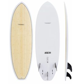 Modern Longboards 5'8 Highline X2 Bamboo DINGED