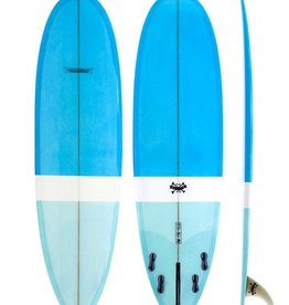 Modern Longboards Love Child 6'4 - Blue