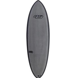 Hayden Shapes Hypto Krypto 5'4 FF - Grey Tint