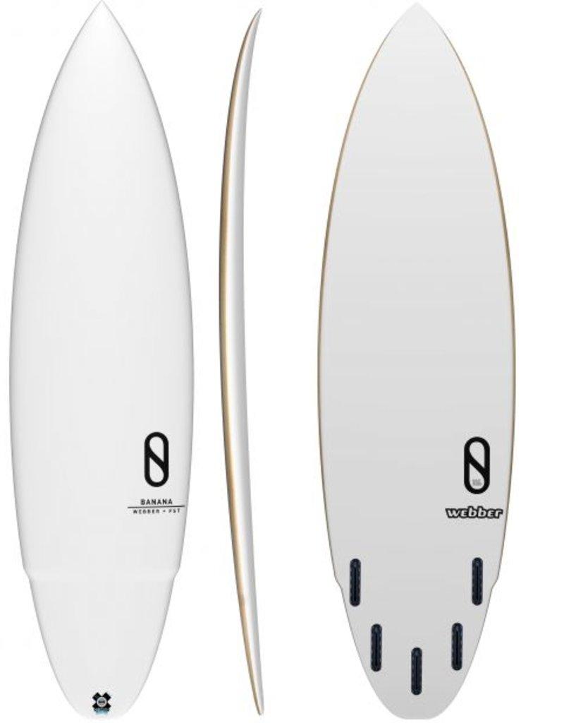 Slater Designs Banana LFT 5'11 Thumb (FCS II)