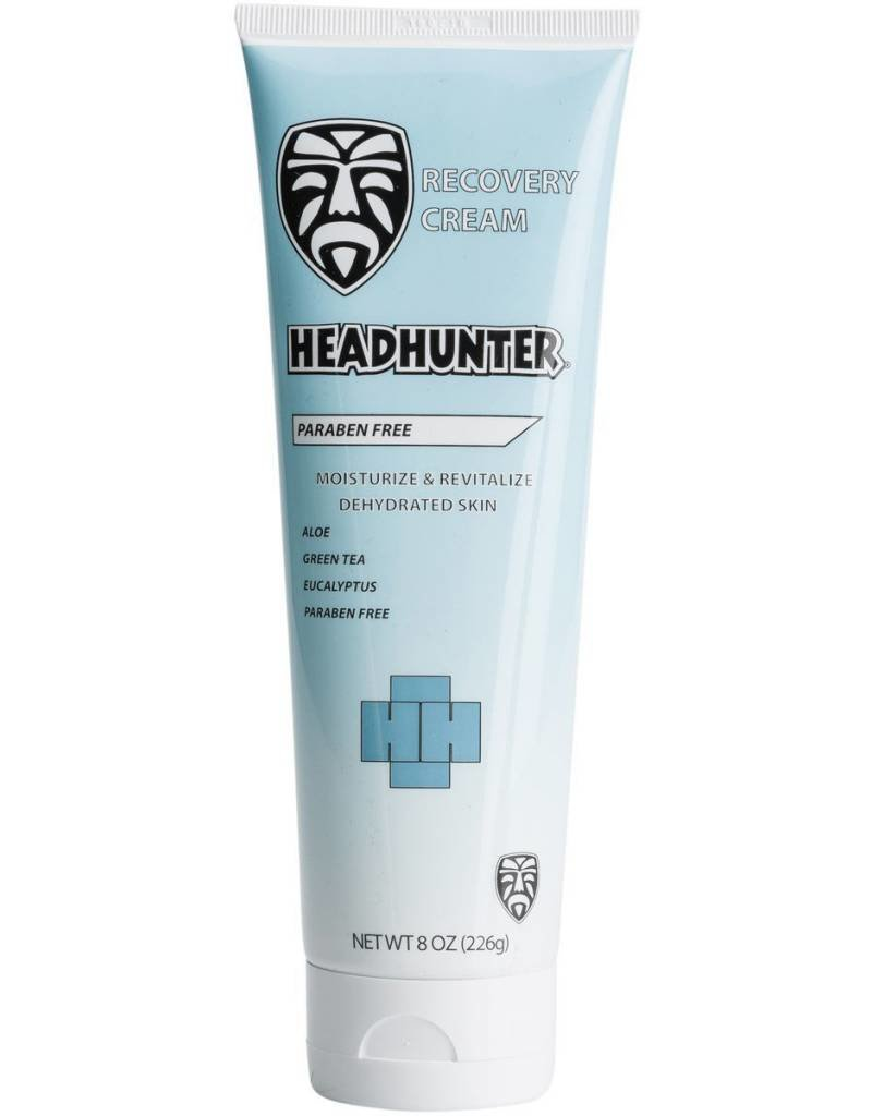 Head Hunter Recovery Cream 8 Oz