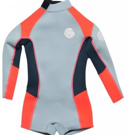 Rip Curl Junior Girl Dawn Patrol L/SL Light Blue