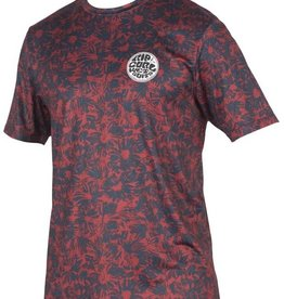 Rip curl Aggrolite S/S Surf Shirt Red