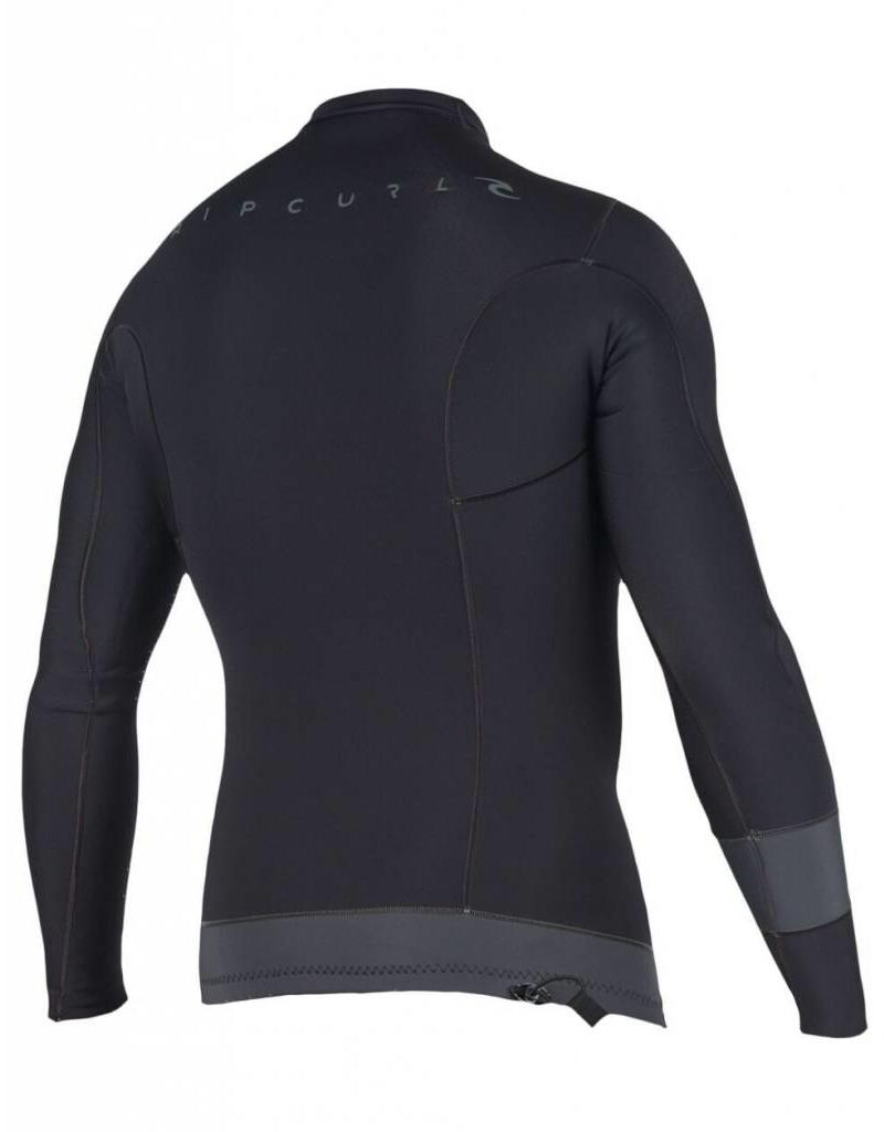 Rip Curl Aggrolite L/LS Jacket 1.5mm Charcoal