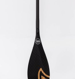 Taiga Paddle carbon deluxe - Black 1 piece