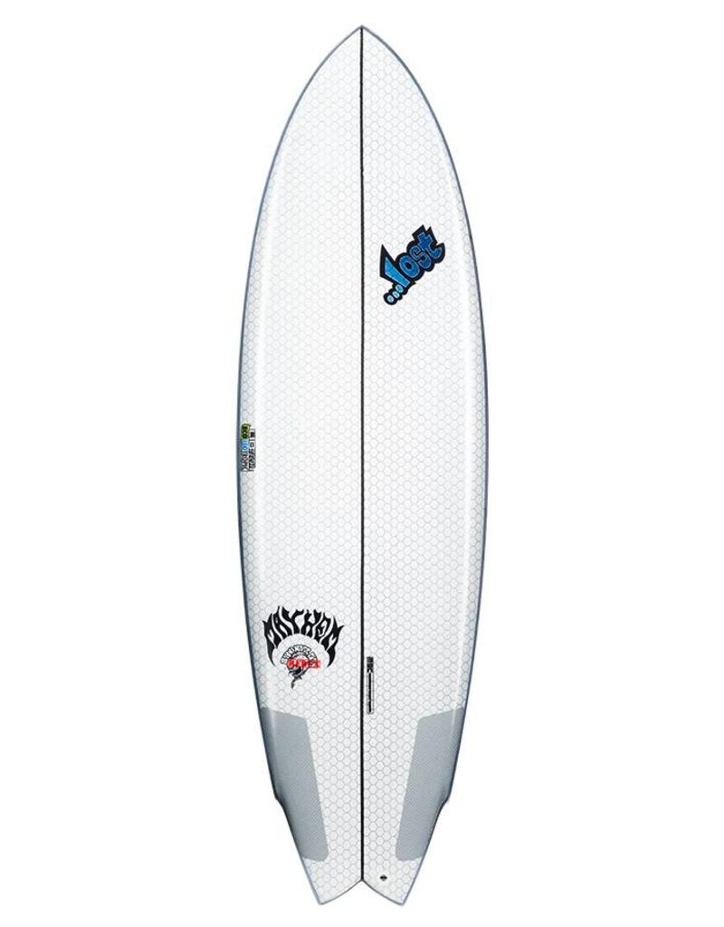 Lib Tech Surf Lost Round Nose Fish Redux 5'8