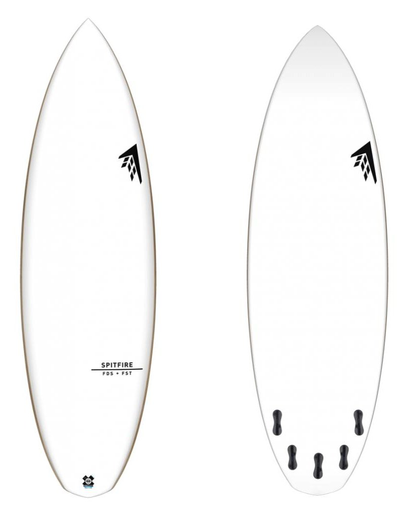 Firewire Surfboards Spitfire FST 5'8 Diamond (Futures)