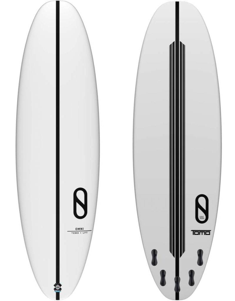Slater Designs Omni LFT 5'4 Round Pin (FCS II)