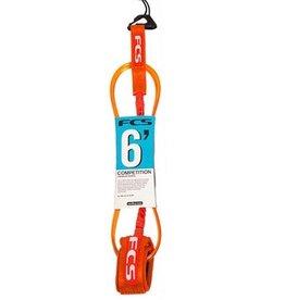 FCS Leash FCS 6' Orange REG