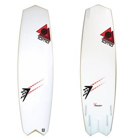 Tomo Surfboards Kite Vanguard FST 5'4 Double Diamond (Futures)