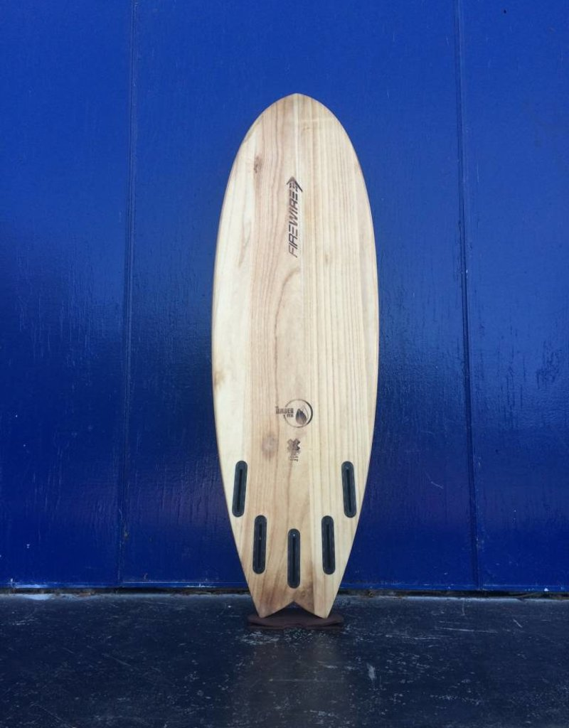 Firewire Surfboards Lost Round Nose Fish 5'6 TT (Futures) Used