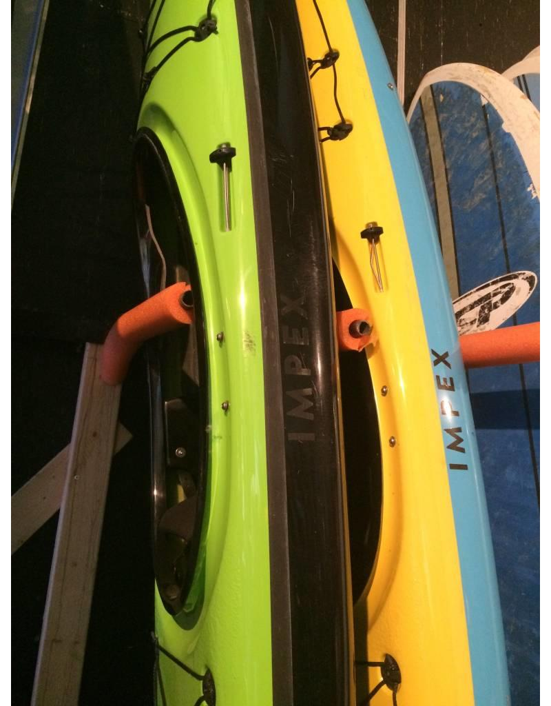 Abitibi & Co Abitibi & Co Kayak Mystic KEV Yellow / Light Blue