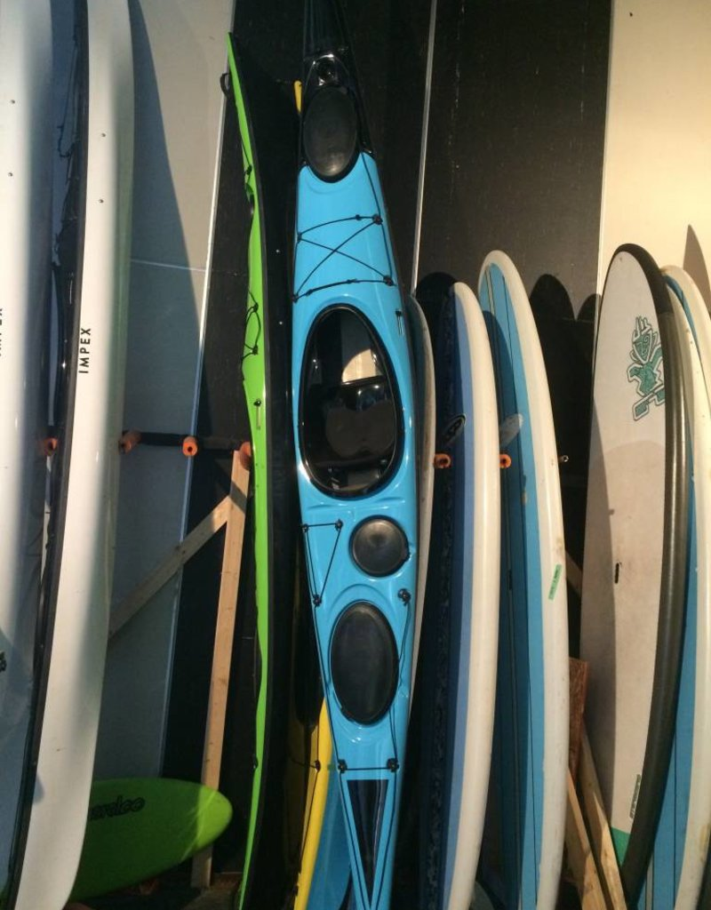 Abitibi & Co Abitibi & Co Kayak Montauk FB Blue / Black