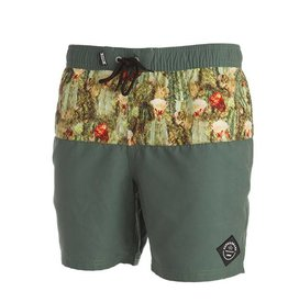 SUPER BRAND Peyote Boardshort Green