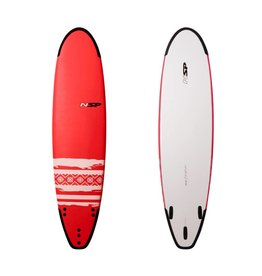 NSP Soft EVA Fun 7'4 Red