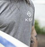 KSF T-Shirt Homme Gris