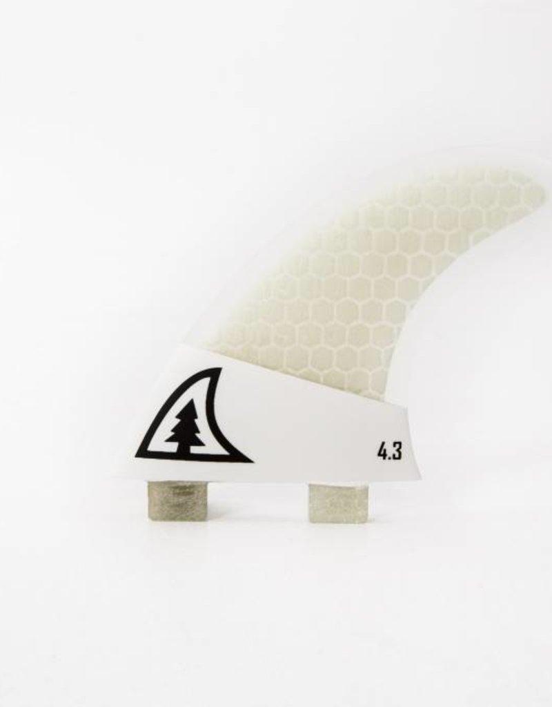 Taiga Side Fins  Twin - Honeycomb 4.3