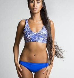 June Swimwear Louise Bikini Top in Bamboo