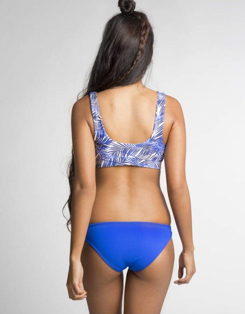 June Swimwear June Surf Bikini Bottom in Submarine
