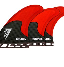 Futures Firewire Carbon - Bamboo - Medium - 5 Fin Set