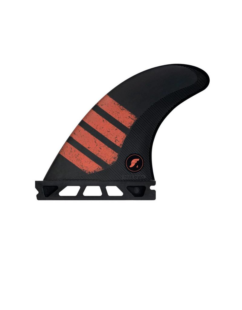 Futures Alpha Carbon F4 Tri Fin Set