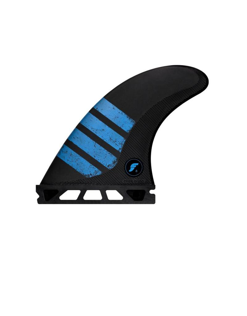 Futures Alpha Carbon F6 Tri Fin Set
