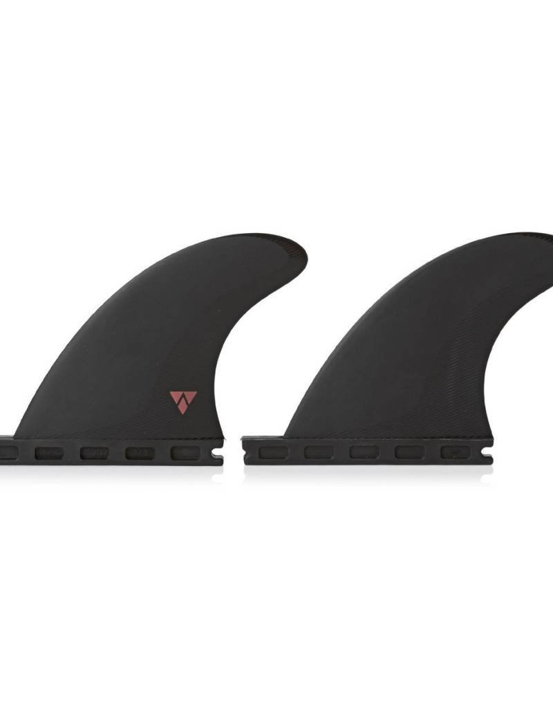Futures Alpha Quad Rear Fin Set QD2 3.75
