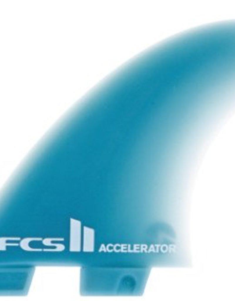 FCS  II Accelerator GF Medium Tri Fin Set