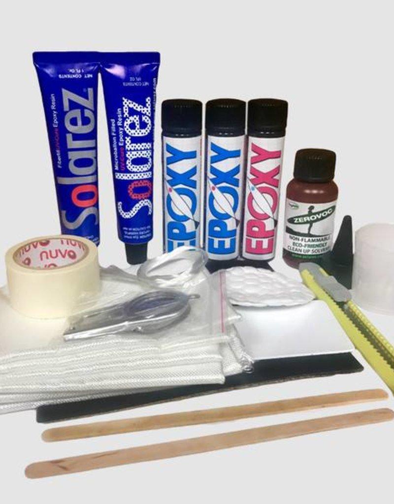 Solarez Epoxy Pro Travel Kit